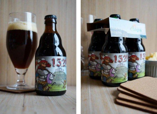 Une bière spéciale : la « 1521 »
